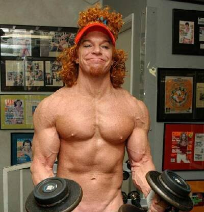 carrot top should take soylent